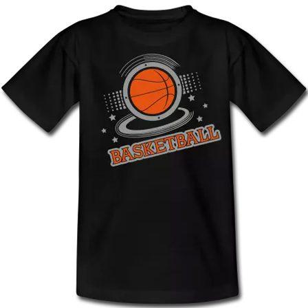 tee shirt basketball