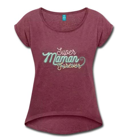 tshirt-super-maman-forever