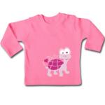 tee shirt tortue rose
