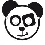 panda-masque-graphick-kids-teeshirt