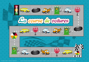course-voiture-Graphick-Kids