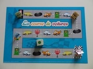 course-voiture