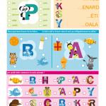 Fiche de jeu : je joue avec les lettres