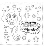 L'activité du mercredi : une carte pour Nounou