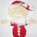 L'activité du mercredi : J'habille le Père Noël
