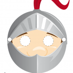 masque chevalier