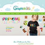 Des nouveautés chez GraphiCK-Kids