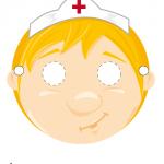masque infirmière