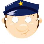 masque policier