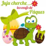 L'activité du mercredi : Juju cherche les Oeufs de Pâques