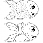 poisson d'avril gomette