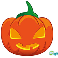 Leçon de dessin #1 : la citrouille d'Halloween en 10 étapes