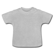 tee shirt bébé manches courtes
