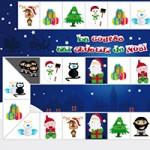 L'activité du mercredi : la course aux cadeaux de Noël