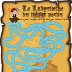 L'activité du mercredi : Le labyrinthe du pirate