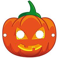L'activité du mercredi : les masques d'Halloween