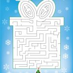 labyrinthe pere noel
