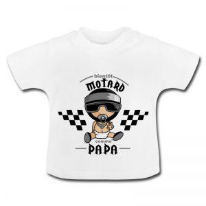 futur motard comme papa