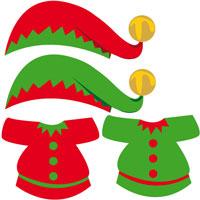 L'activité du mercredi : Le lutin de Noël