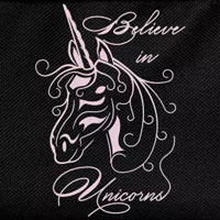 tee shirt believe in unicorns licorne