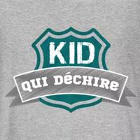 tee shirt enfant bébé kid qui déchire