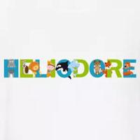 tee shirt enfant bébé prénom héliodore