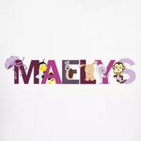 tee shirt enfant bébé prénom maelys