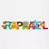 tee shirt enfant bébé prénom raphael