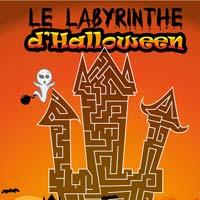 L'activité du mercredi : Le château labyrinthe qui fait peur !