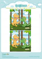 différences des dinosaures