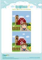 jeu des différences de la ferme