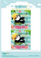 L'activité du mercredi : jeu des différences du toucan