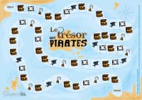 L'activité du mercredi : le trésor des pirates