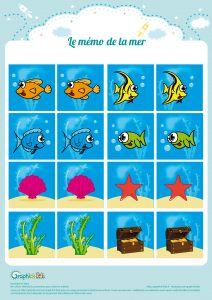 memo de la mer planche 1