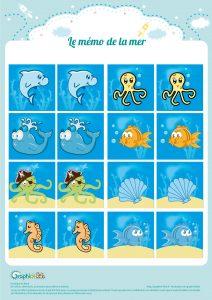 memo de la mer planche 2