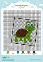 L'activité du mercredi : coloriage magique pixel
