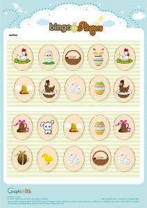 bingo de pâques 2