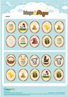 L'activité du mercredi : le bingo de pâques