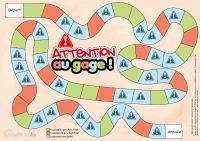 L'activité du mercredi : Le jeu attention au gage !