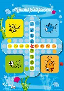 jeu des petits poissons